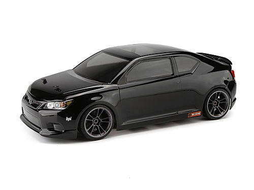 HPI 2011 Scion Tc Body (200mm) 106940