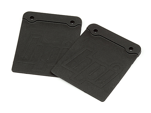 HPI Mud Flap Set (2pcs) 107425