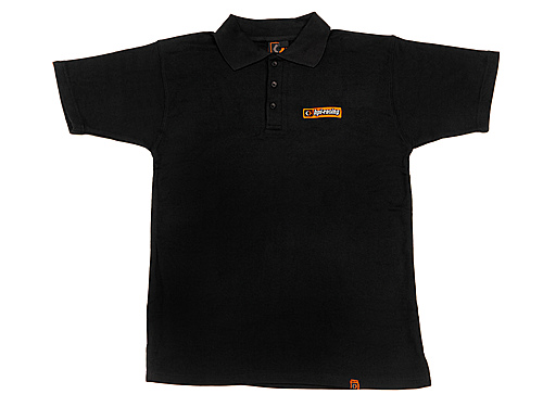 HPI Classic Polo Shirt (black/adult Large) 107471