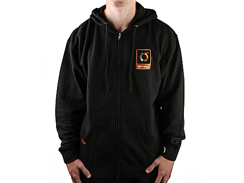 HPI Hex Hoodie (black/adult Small) 107670