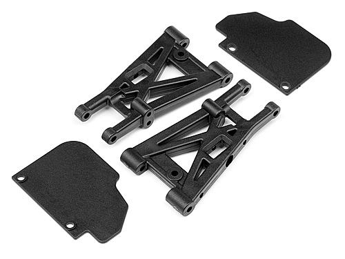 HPI Rear Suspension Arm Set 107900