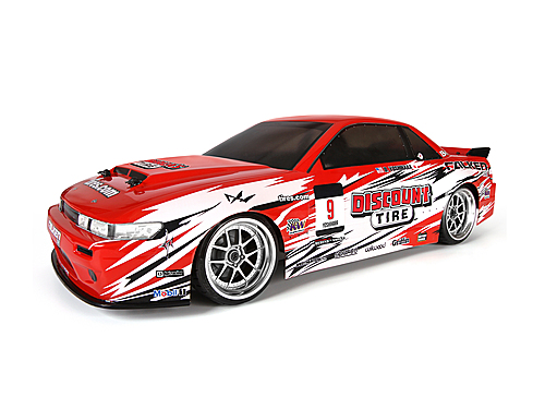 HPI Nissan S13 Body (200mm) 109385