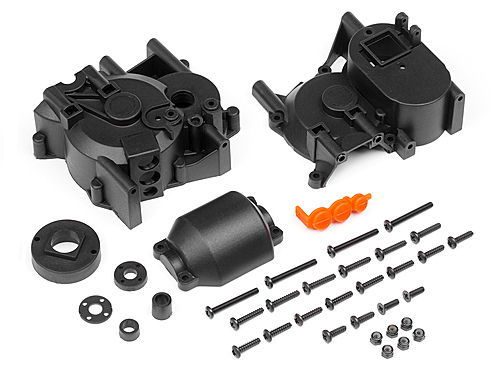 HPI Center Gear Box Set 109448