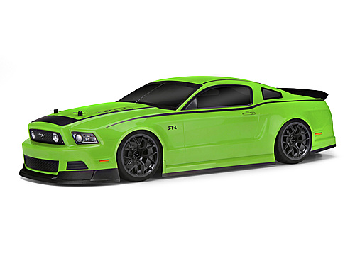 HPI 2014 Ford Mustang Rtr Body (200mm) 113122