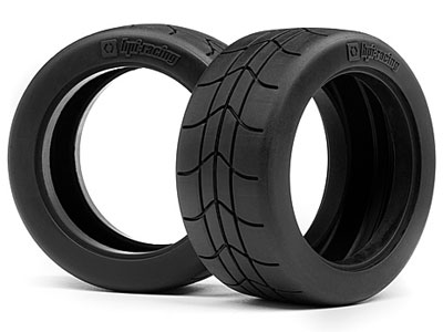 "HPI Gymkhana Tire D Comp (2.2""/57x80mm/2pcs) 109747"