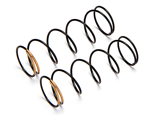 Image Of Hot Bodies Shock Spring (gold/68mm/79.6gf/2pcs)
