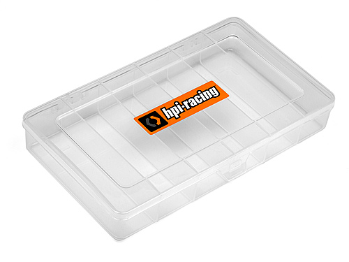 HPI 210x130mm Parts Box W/decals 110621