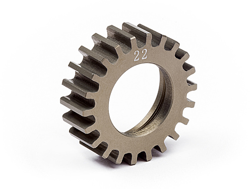 Image Of Hot Bodies Pinion Gear 22t (2nd Gear/2 Speed)