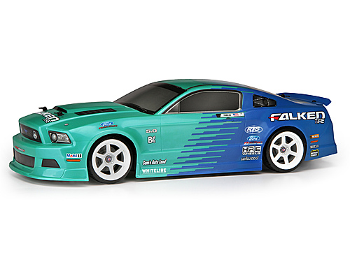HPI Falken Tire 2013 Ford Mustang Painted Body (200mm) 112816