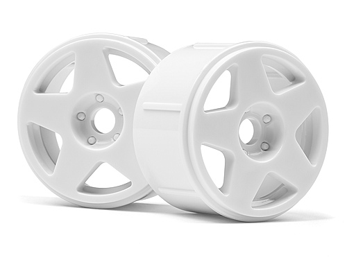 HPI Fifteen52 Tarmac Wheel White (micro Rs4/4pcs) 111835