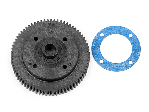Image Of Hot Bodies D413 Spur Gear (72t)