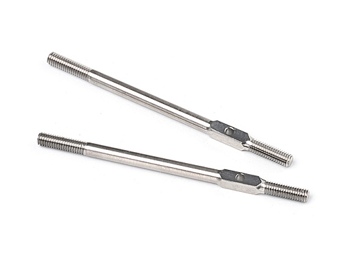 Image Of Hot Bodies Titanium Turnbuckle M3x58mm (2pcs)