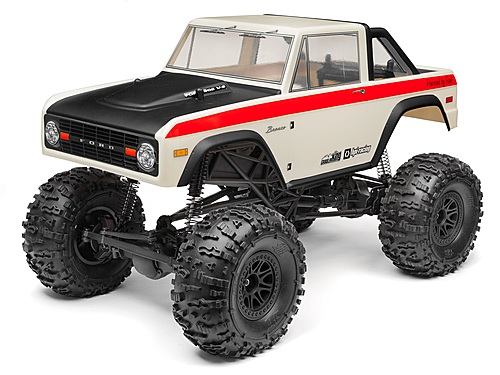 HPI 1973 Ford Bronco Painted Body 113230