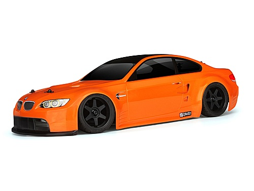 HPI Bmw M3 Gts Body (painted/orange/200mm) 113344