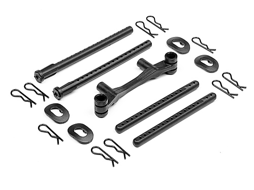 HPI Body Mount Set 113700
