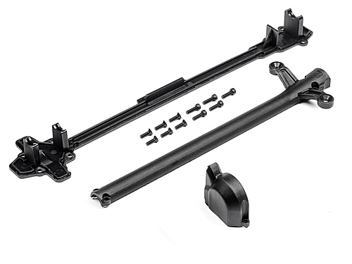 HPI Center Drive Shaft Cover Set 113704