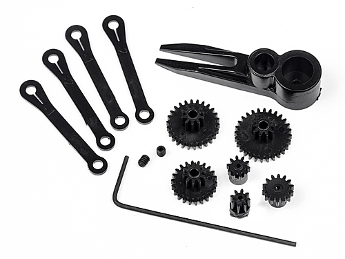 HPI High Speed Gears/stability Adjustment Set 114265
