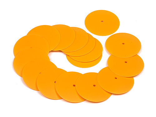 HPI Corner Markers (orange/16pcs) 114282