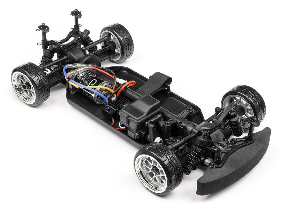 Hpi Rs4 Sport 3 Drift Rtr Subaru Brz 114356