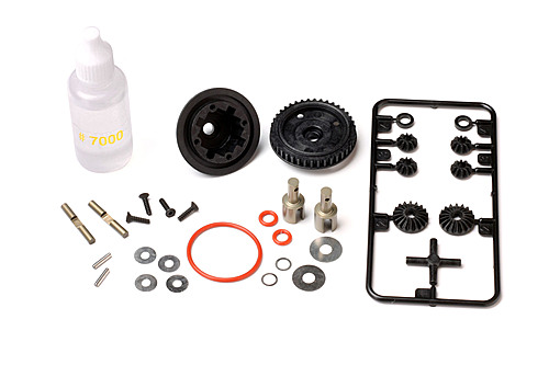 Hot Bodies Gear Differential Set 40t 114532