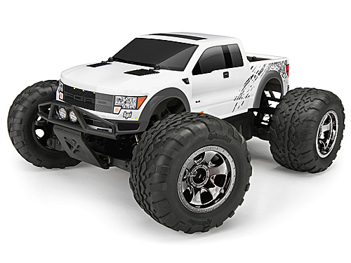 HPI Ford F-150 Svt Raptor Body 114710