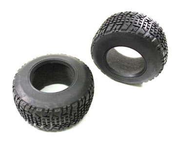 Image Of Ansmann Racing Tyre+Sponge Core 2WD (#125001069)
