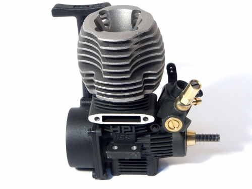 Image Of HPI Nitro Star T-15 Engine With Pullstart