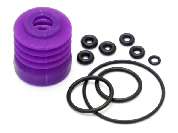 HPI Nitro Star K Series/complete O-ring And Dust Cover Set For One Engine 15241