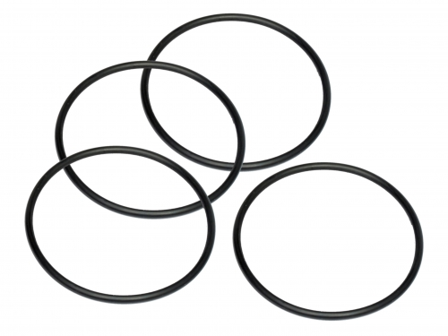 HPI O-ring (50x2.6mm/black/4pcs) 15415