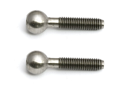 Image Of Associated NTC3 Titanium Pivot Balls 2pcs