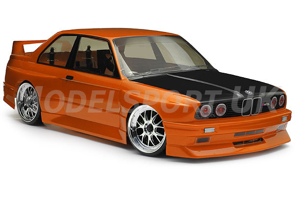 Hpi Bmw E30 M3 Body 200mm 17540