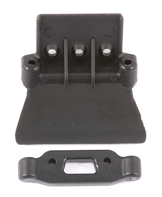 Associated RC18T Arm Mount F/R AS21005