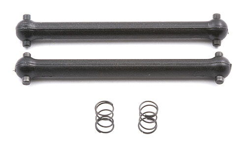 Associated RC18 Dogbones and Springs AS21030