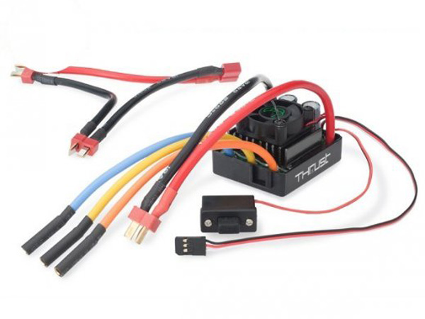 Image Of Absima Brushless ESC 1:8 Thrust A8 120 A
