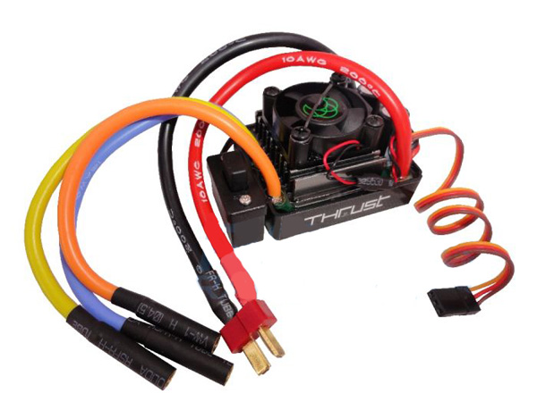 Image Of Absima Brushless Esc 1:8 Thrust A8-6s 160a Waterproof