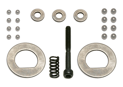 Associated Diff Rebuild Kit (RC18T) AS21115