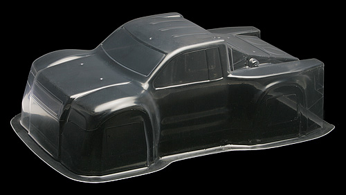 Image Of Associated SC18 Clear Bodyshell