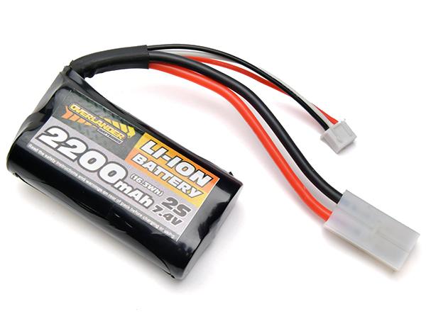 Rage Aqua Dart 7.4V 360 mah Li-Ion Battery