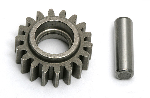 Image Of Associated MGT Reverse Idler Gear & Shaft