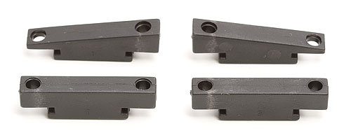 Image Of Associated MGT F&R Transmission Chassis Mounts (4)