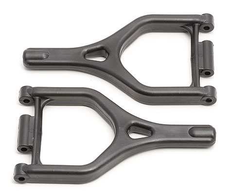 Associated Rival Upper Suspension Arms AS25107