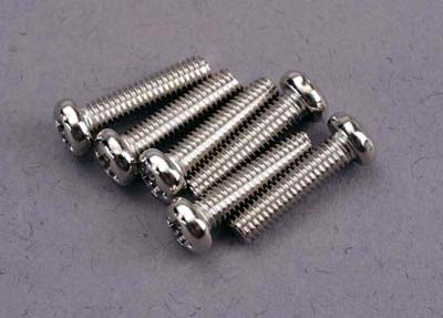 Traxxas 3x12mm Button Head Screw 2561