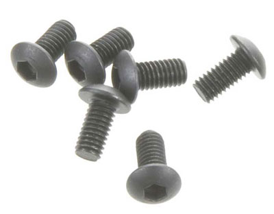 Image Of Traxxas 3x6mm Button Head Machine Screw