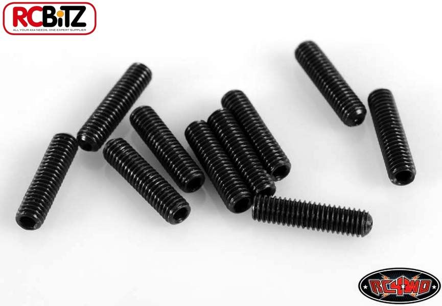 RC4WD ZS1057 M3 x 12mm Set Screw (10) 