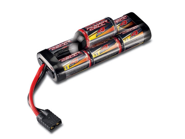 Image Of Traxxas Battery, Series 4 Power Cell, 4200mAh (NiMH, 8.4V hump)