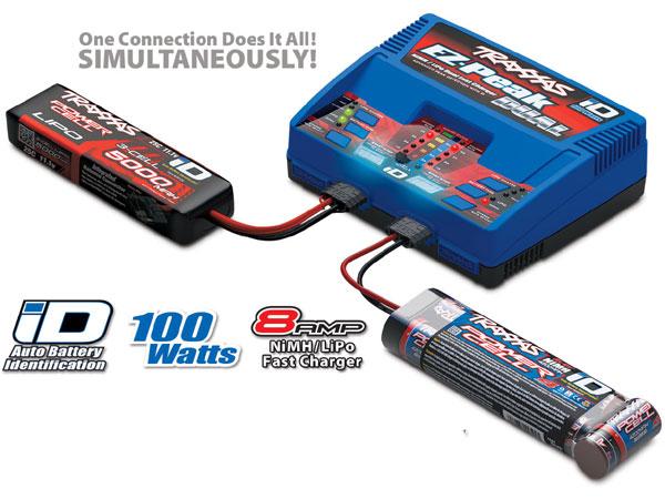 X MAXX 6S + Chargeur Traxxas EZ-Peak Dual 8A à 889,95€ !!  2972t-2