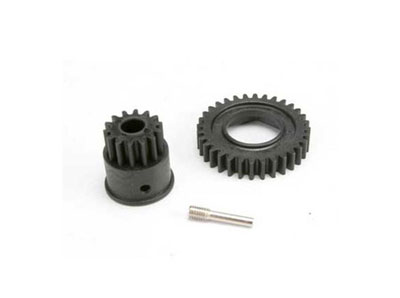 Traxxas Gear, 1st speed 32T/ input gear 14T 5586