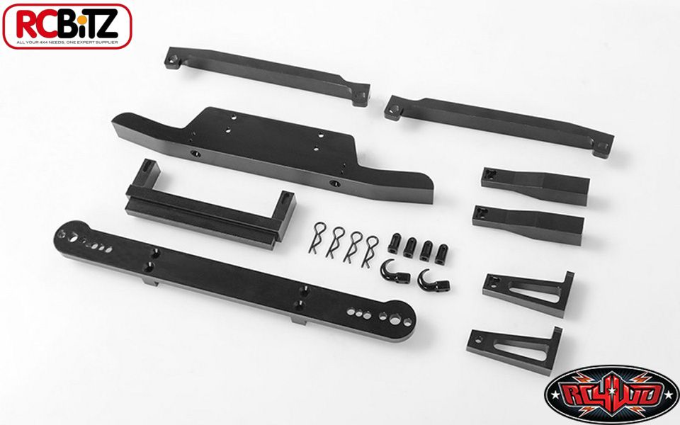 RC4WD ZS1706 Cruiser Body Conversion Kit for D90 