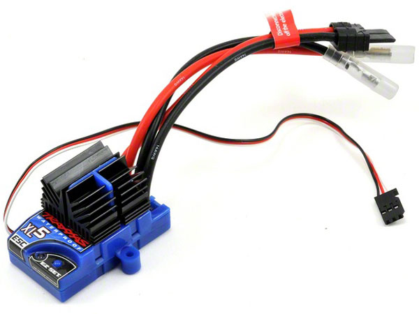 Image Of Traxxas XL-5 Waterproof FWD/REV ESC (LVD)