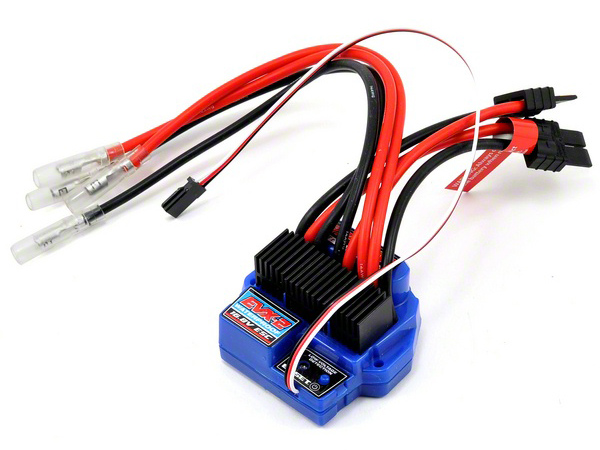 Image Of Traxxas EVX2 16.8v ESC With LVD
